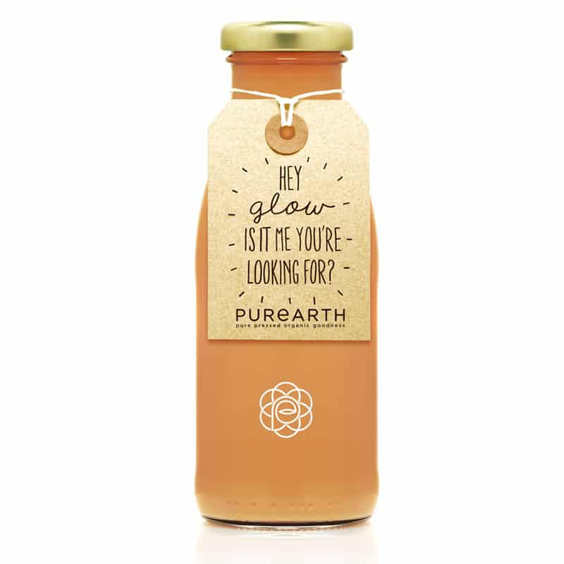 Hey Glow Is It Me You Looking For Juice Purearth
