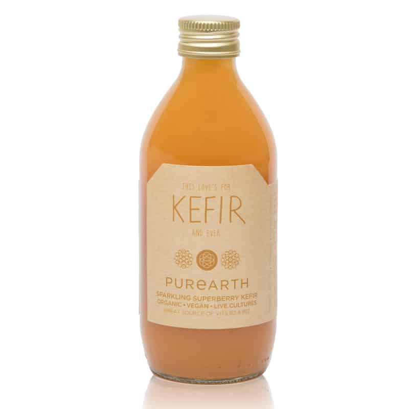 kefir. this love\u0027s for kefir \u0026 ever \u2013 sparkling superberry (non-dairy) | purearth