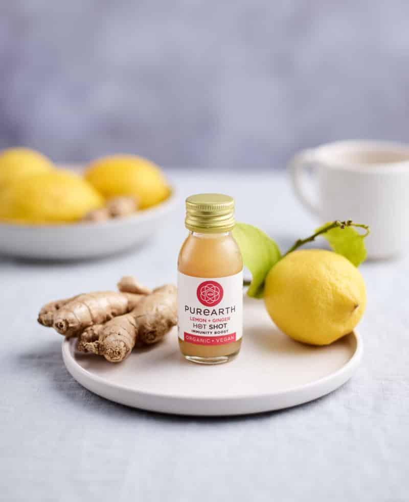 Purearth_immunity_boost_lemon_and_ginger_hot_shot