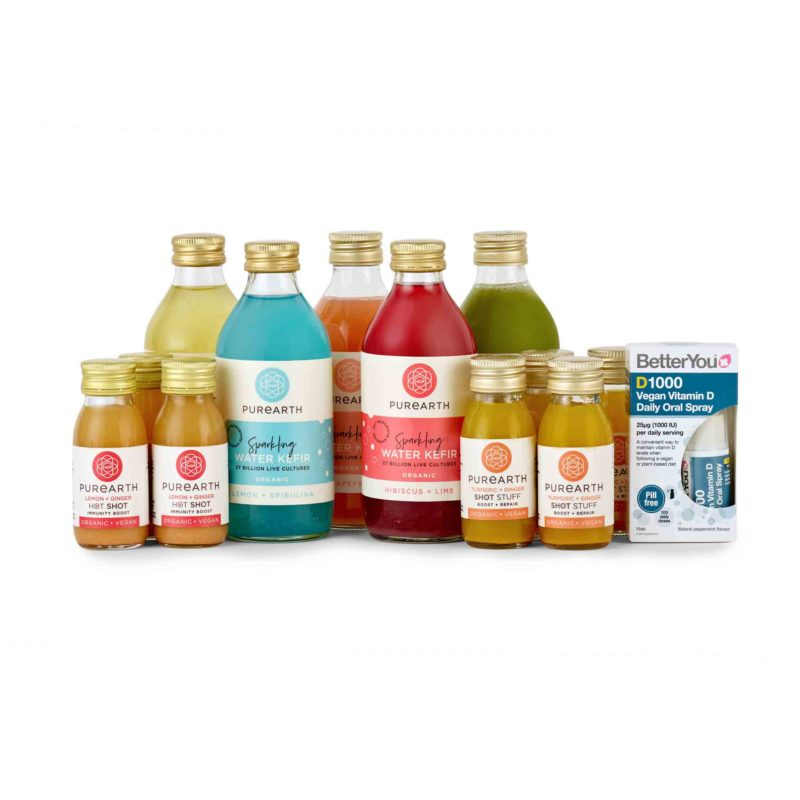 Purearth Work From Home Wellness Pack Image
