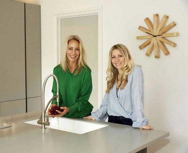 Purearth Founders Tenna & Angelina