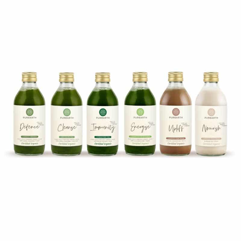 Purearth_Green Juice + Nut Mylk Pack 270ml