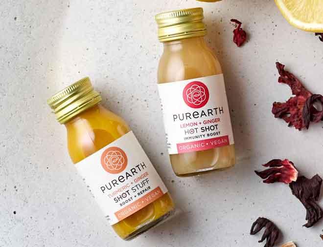 Purearth Shots